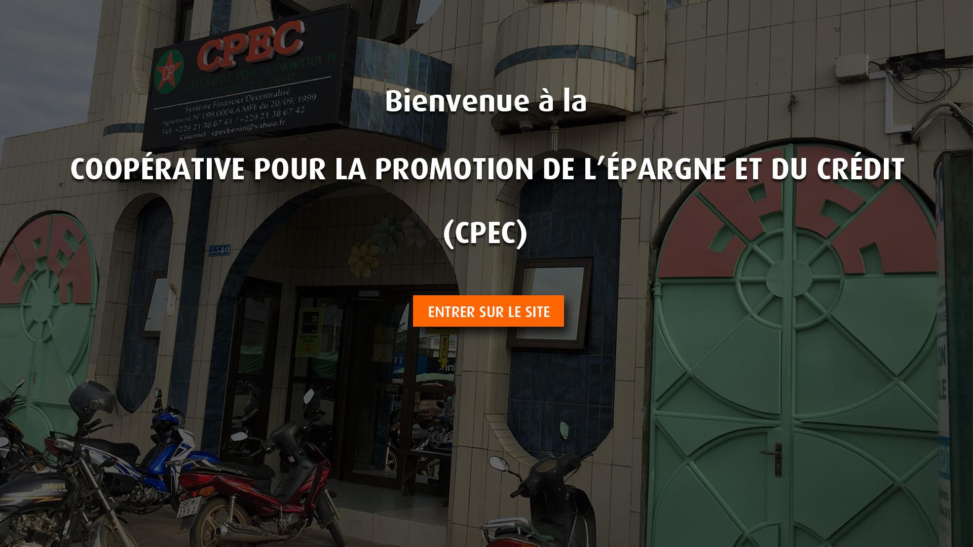 Bienvenue sur le site de la CPEC
